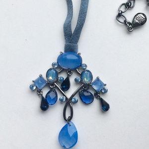 Art Nouveau style Short Necklace